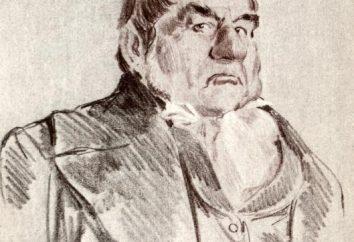 """Caratteristiche Sobakevich, l'eroe del poema """"Anime morte"""" di Gogol"""