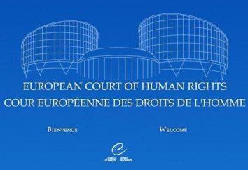 Tribunal Europeu dos Direitos do Homem