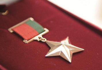 Bohaterowie Białorusi i ich osiągnięć