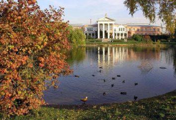 Botanischer Garten (ENEA) in Moskau