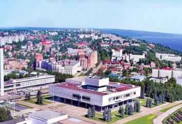 La popolazione di Ulyanovsk, come indicatore di sviluppo della città