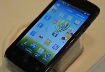 telefone celular Haier: uma revisão dos melhores modelos, características e comentários