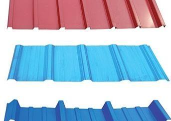 Różna instalacja sztucznego do dachów i ogrodzeń?