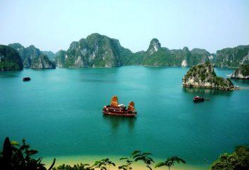 Vietnamese Geschichte: Halong Bay
