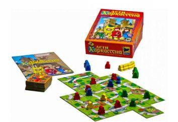 jeu de société « Carcassonne » Enfants: règles du jeu, des critiques