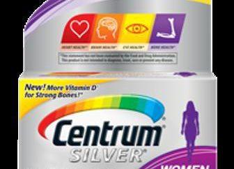 Mode d'emploi « Centrum ». Vitamines pour enfants et adultes