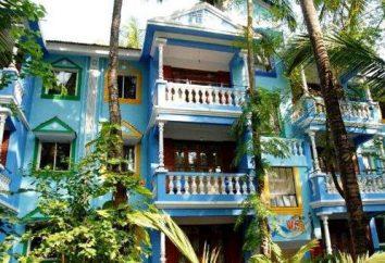 Don Joao Hotel 3 * (Północ Goa, Anjuna): opis, usługi, opinie