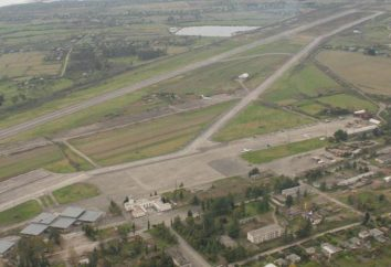 aeroporto Sukhum: descrição, localização, rota e comentários