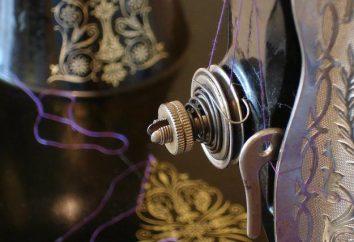 Comment déterminer l'année de fabrication de la machine à coudre « Singer ». machine à coudre Singer numéros de série