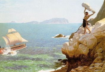 """Streszczenie: """"Odyssey"""". Homer i jego epicki"""