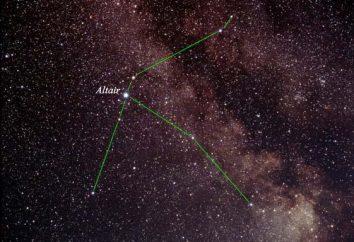 Altair – una stella, un eroe di leggende e di struttura di ricerca