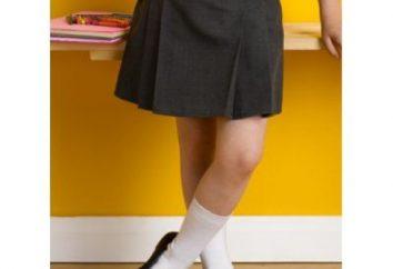 Schule Röcke für Jugendliche – eine schwierige Wahl