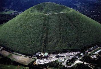 Le grandi isole giapponesi. descrizione
