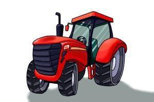 Jak narysować traktora: Instrukcje krok po kroku