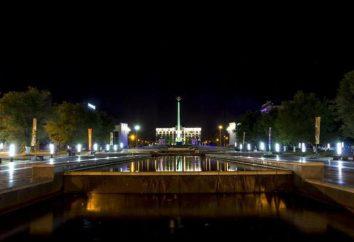 Karaganda Wo ist Karaganda, Geschichte und allgemeine Beschreibung