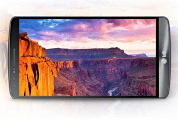 Telefon LG G3: Cechy i opinie