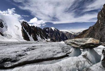 Glaciers Aktru, montagnes de l'Altaï: photos et commentaires