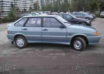 """""""Lada-2114"""" – eine Alternative für ausländische Autos?"""