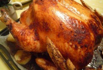 Come cucinare il pollo nella marinata nel forno