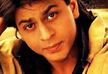 Filmografia Shah Rukh Khan. Indyjski aktor Shahrukh Khan