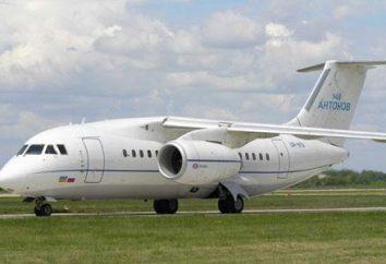 AN-148-100: les meilleures places dans la cabine, les photos