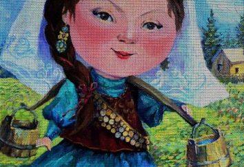 Tatar imiona dla dziewczynek – nowoczesny, piękny