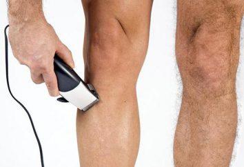 ¿Por qué un hombre de pelo en las piernas? ¿Por qué crecer el pelo en las piernas?
