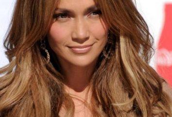 Karmelowy kolor włosów dla kobiet