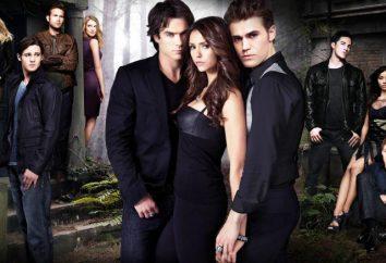 """Attori """"The Vampire Diaries"""". Biografia e vita personale dei protagonisti"""