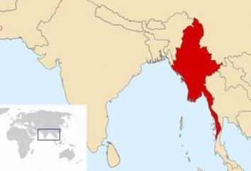Bangladesh: densità della popolazione e la composizione etnica