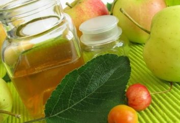 Aceto di mele: una ricetta