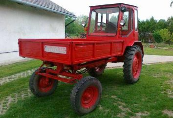 T-16 – tracteurs de Kharkov usine de tracteurs. caractéristiques techniques