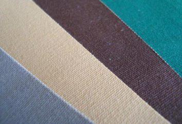 Kanvas – che cosa è? Caratteristiche del tessuto, qualità dei prodotti e recensioni