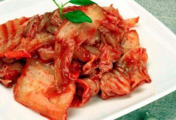 Chou en coréen pour l'hiver: 2 recette de cuisine
