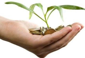 Nous avons besoin de stabilité et de garanties? Choisissez une contribution profitable à la Caisse d'épargne