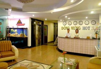 Hotel Dong Hung Hotel 3 * (Nha Trang, Vietnam): descrizione e foto