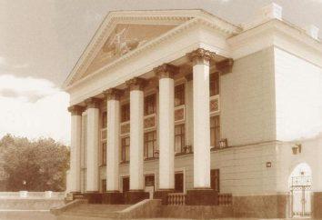 Miasto Czeboksary. Rosyjski Teatr Teatr