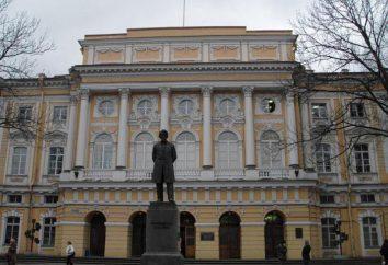 Universidade de São Petersburgo Pedagógica (Herzen Herzen): endereço, faculdades, condições de admissão