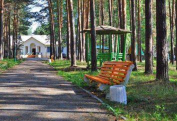 """Centro de recreação """"Kashtaksky Bor"""" em Chelyabinsk: como chegar lá? Descrição, comentários"""