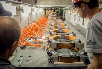 acceleratori lineari di particelle cariche. Poiché il lavoro acceleratori di particelle. Perché acceleratori di particelle?