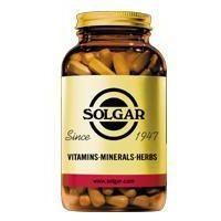 Dans quel but sont de prendre des vitamines « Solgar »? Avis sur les vitamines