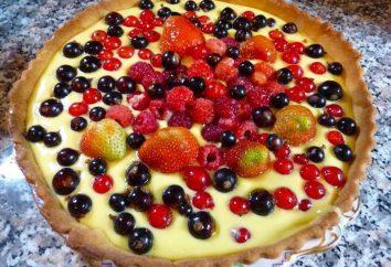 pâte sablée pour une tarte à la confiture. recette