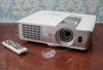 W1070 BenQ. projetores multimídia. Descrição e características