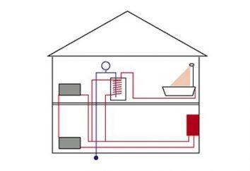 Le système de chauffage dans une maison privée: le principe de l'organisation et de l'équipement