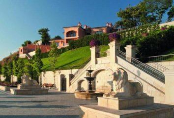 """Gold Coast"" (Odessa): description et infrastructures plage"