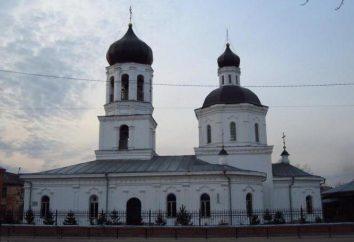 Znamenskoye Church (Tomsk): historia, harmonogram uwielbienie