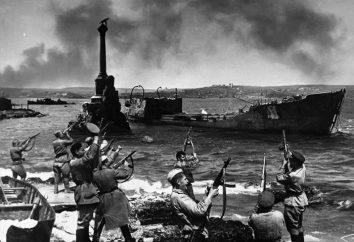 Crimea libertação de 1944. Criméia Ofensivo