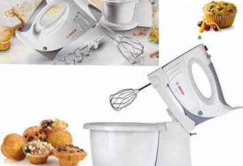 Mixer Bosch MFQ 3560: Eigenschaften, Bedienungsanleitungen, Bewertungen