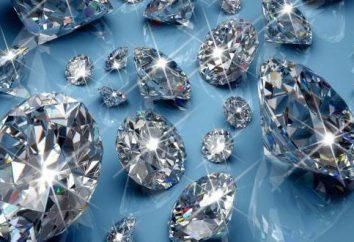 """""""diamantes de Yakutia EPL."""": Revisiones. Las joyas con diamantes. """"EPL diamante"""""""