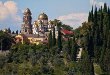 Religiöse Stätten New Athos